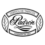 Padrón Cigars Logo Available at The Humidor